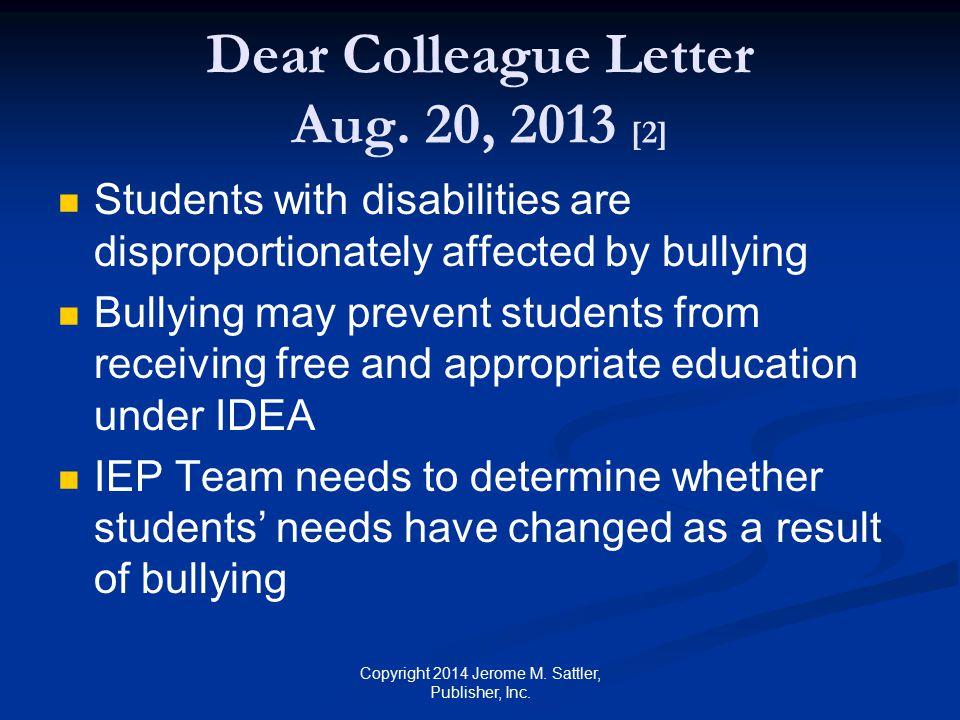 Dear Colleague Letter Aug. 20, 2013 [2]